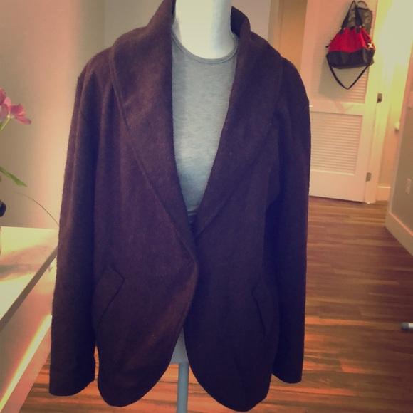 Anthropologie Jackets & Blazers - Anthropologie cozy sweater cardigan